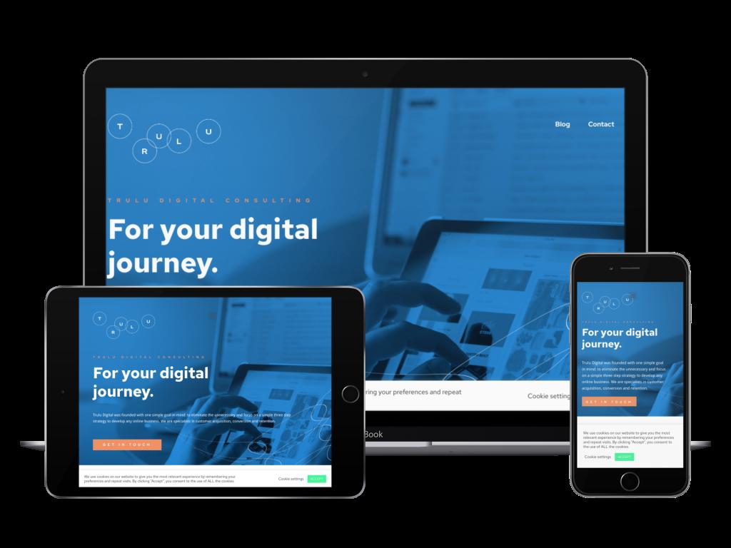 Trulu Digital   UX best practice
